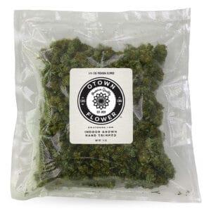 CBG flower, 1/4 bag