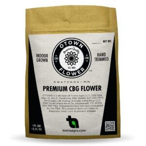 CBG Flower bag